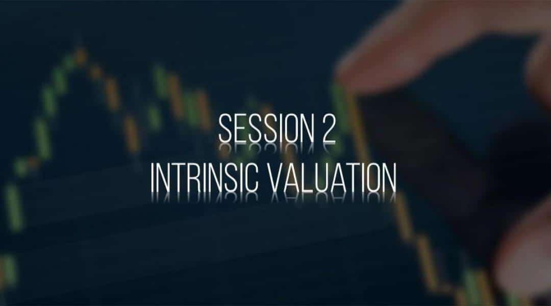 Intrinsic Valuation - Stock Valuation Course