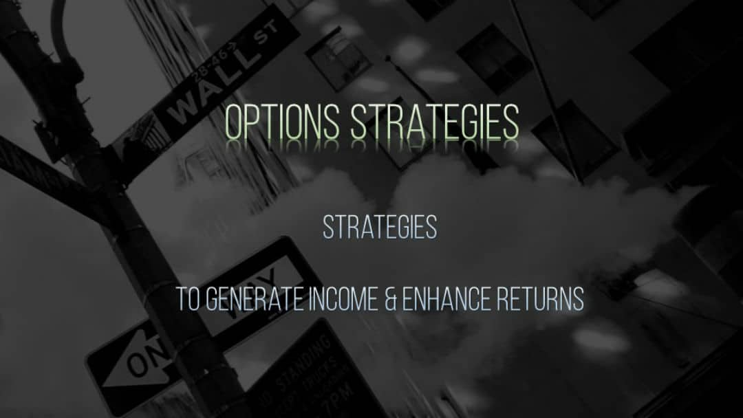 Options Strategies Course