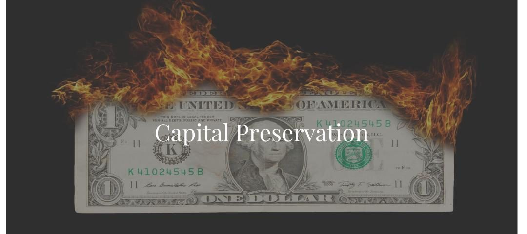 What is Capital Preservation
